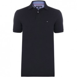 POLO MC NOIR SLIM CORE...